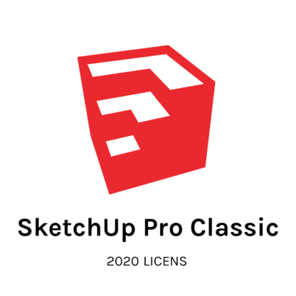 SketchupProCLASSIC_2020LICENS