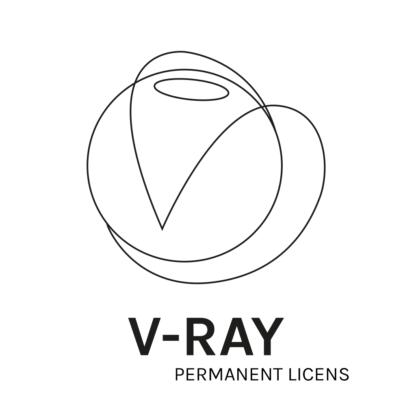 V-RAY_PERMANENT LICENS