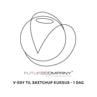 V-raySketchup kursus