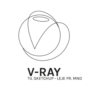 V-RAY-leje-maaned